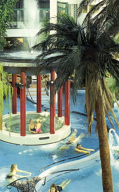аквапарки в Финляндии