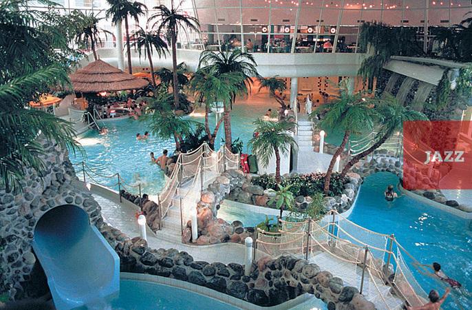 аквапарк в Финляндии