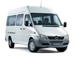 Микроавтобус Mercedes-Benz